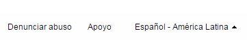Tagged español